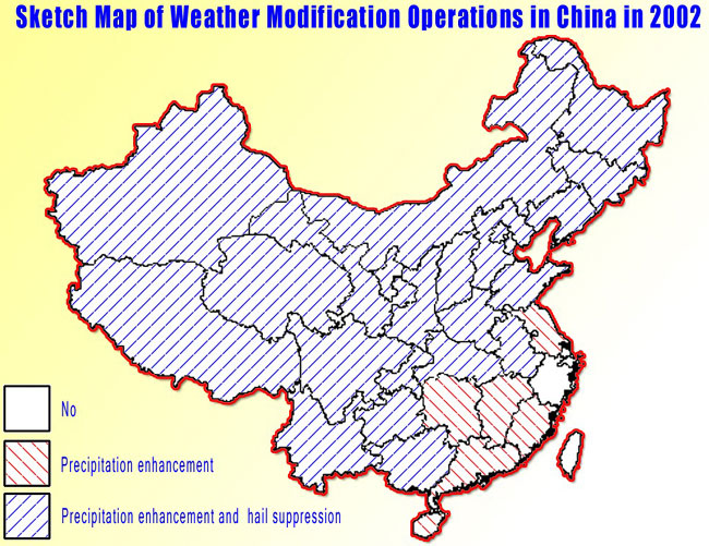 ASR04_PE-Worldwide Precipitation Enhancement Programs - NCAR RAP - Chinese Cloud Seeding Experiments