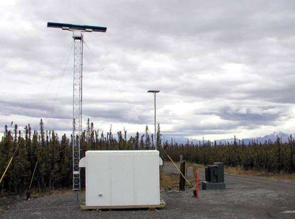 HAARP - Aircraft Alert Radar