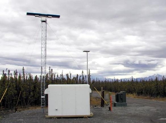 HAARP - Aircraft Alert Radar
