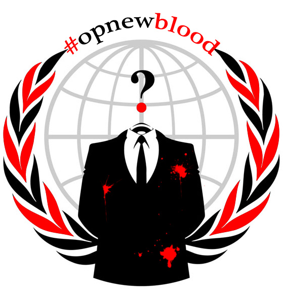 Anonymous OpNewBlood