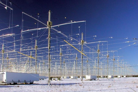 HAARP The Ionospheric Research Instrument - IRI