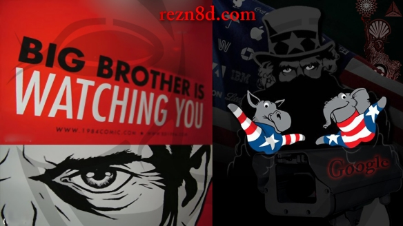 Big Brother is Watching You - rezn8d.com - R3zn8D