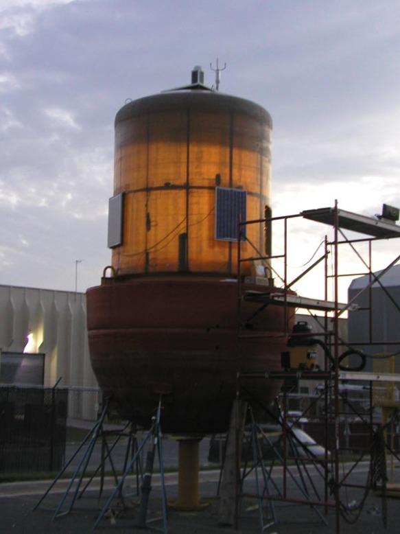 HAARP VLF buoy