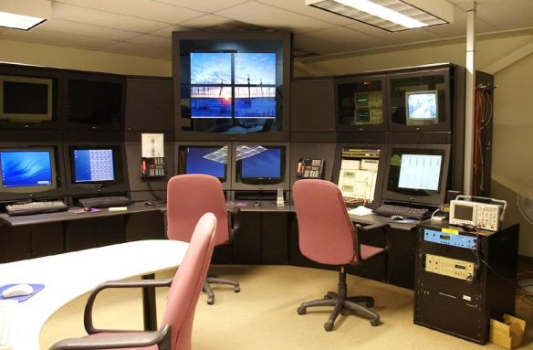 HAARP - Research Control Room - Death Star 1