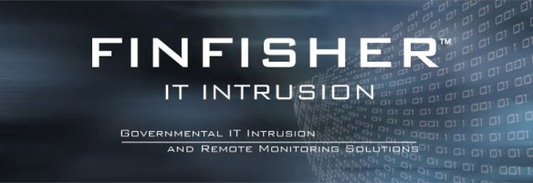 FinFisher Governmental Intrusion Software