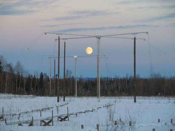 HAARP HIPAS dipole array