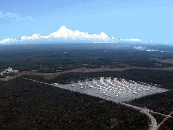 HAARP - The High Frequency Active Auroral Research Program