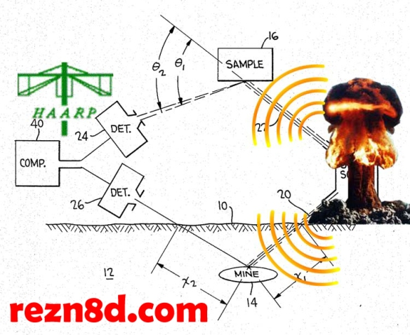 patent 4004212 HAARP