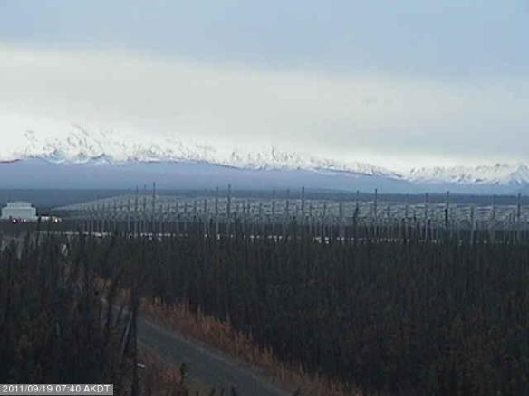 HAARP Webcam 2