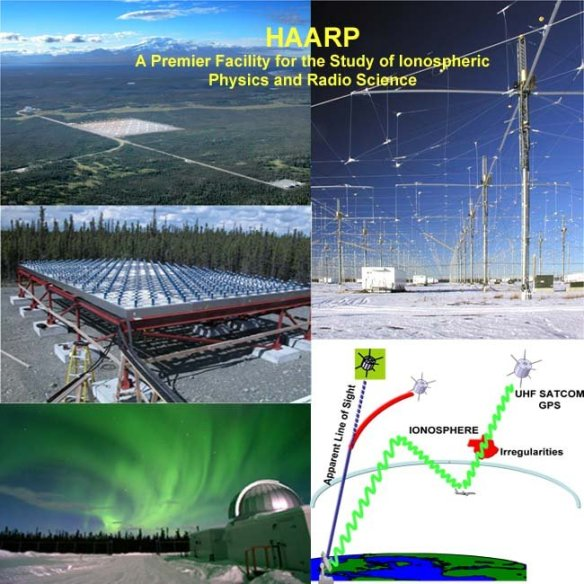HAARP official website image
