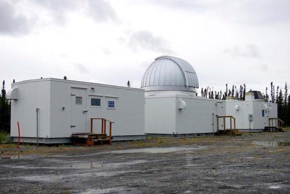 HAARP - Optical Dome