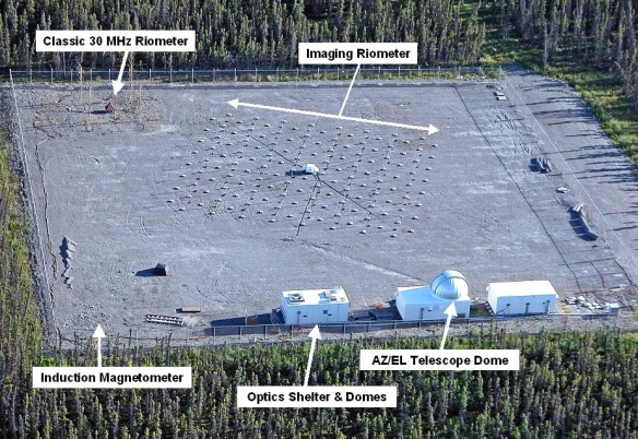HAARP Optical Pad