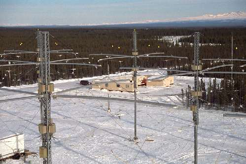 HAARP - A View to Dipole