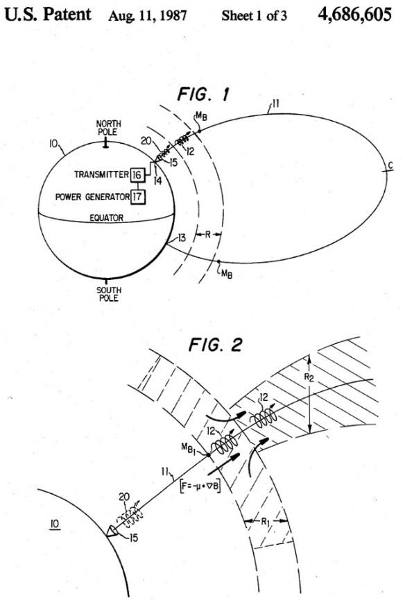 HAARP Patent - US 4686605 02