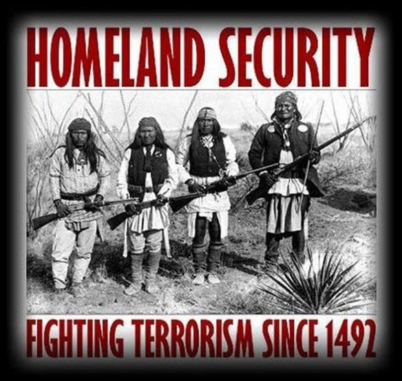 Homeland Security - Fighting Terrorism Since 1492