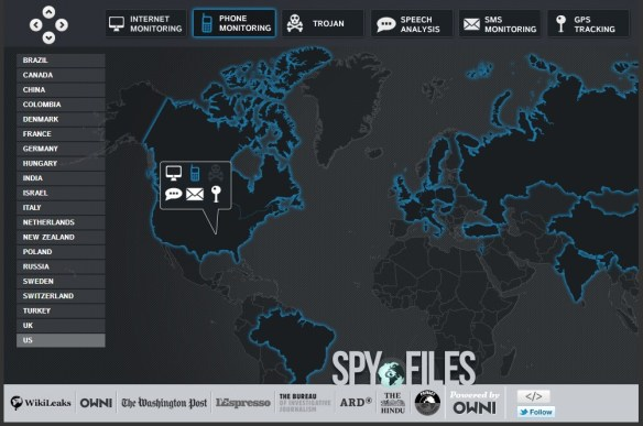 spyfiles.org Big Brother map