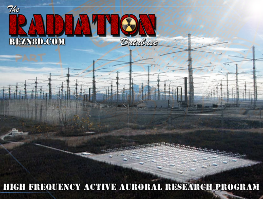 High Frequency Active Auroral Research Program (HAARP) rezn8d.com