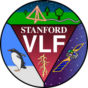 Stanford VLF Group logo by Daniel Golden