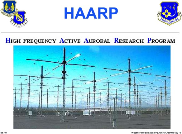 HAARP USAF Weather Modification 1997 03
