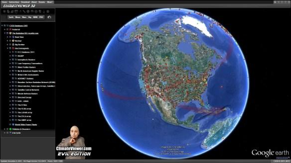 ClimateViewer 3D www.terraforminginc.com