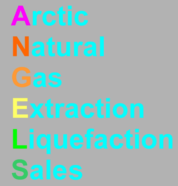 The ANGELS Proposal - Arctic Natural Gas Extraction Liquefaction Sales